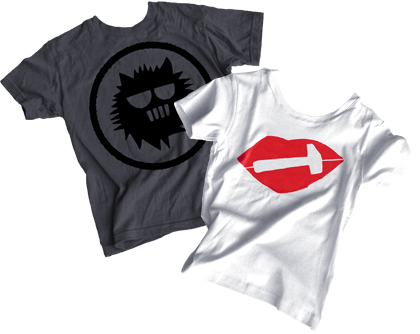 Claw Boys Claw T-shirts